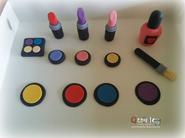 Make up Toppers