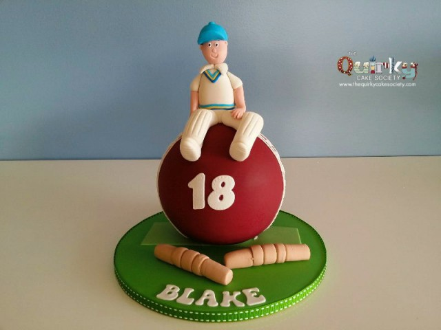 Cricket Ball Topper