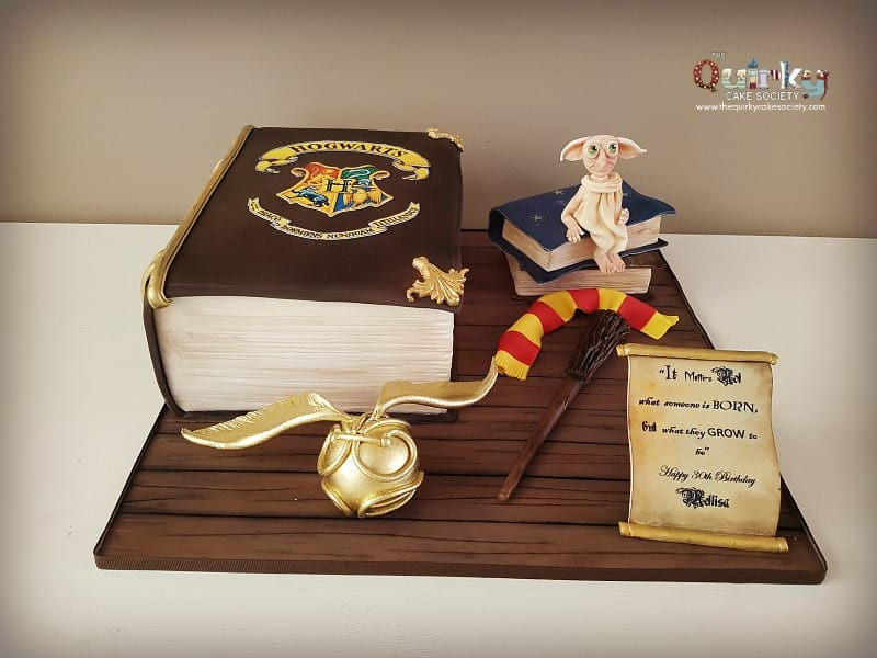 Harry Potter Party | Something for Cake Blog