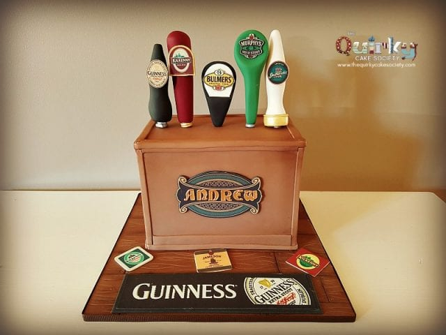Irish Bar Cake