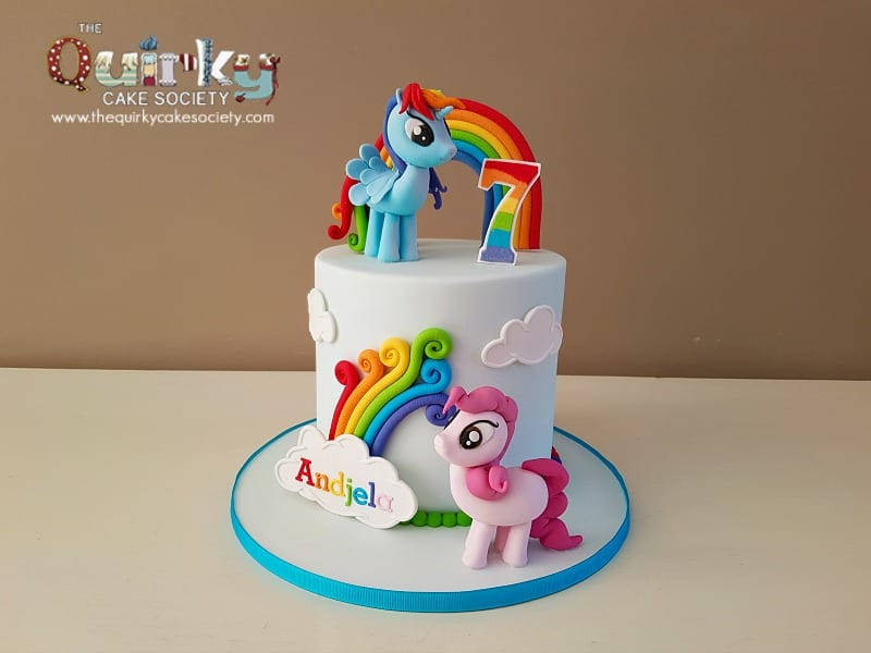 My Little Pony Cake The Quirky Cake Society