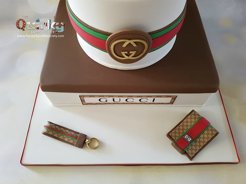 Gucci Cake Toppers