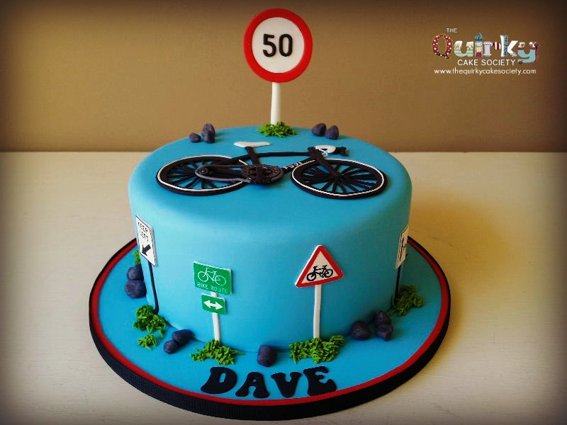 Bicycle Cakes Images