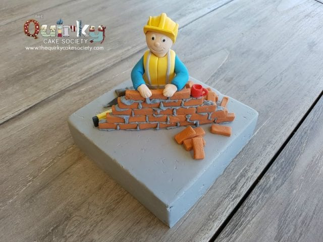 Tradie Cake Topper