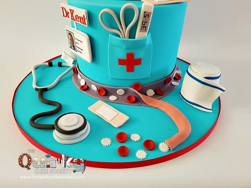 Doctor Cake The Quirky Cake Society