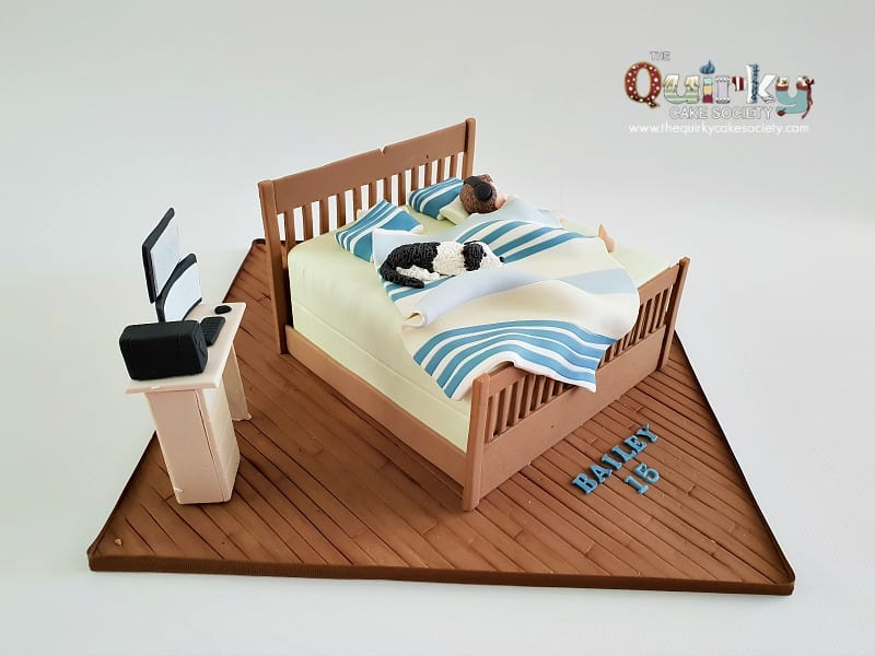 Teenage Boy Bedroom Cake Posted On Aug 12 2018 By Admin In All Birthday Cakes Childrens