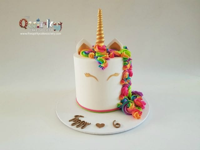 Unicorn Cake Cake Tiggy
